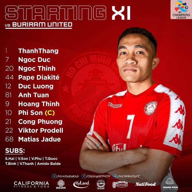 Công Phượng hoà nhập chưa tốt, CLB TPHCM thua sát nút đội bóng Thái Lan ở giải đấu danh giá của châu Á - ảnh 2