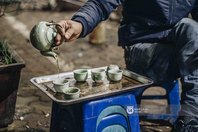 Những người nông dân chong lều canh đào, quất giữa cái lạnh 14 độ C của Hà Nội: Như đánh một canh bạc, bại nhiều hơn thắng - ảnh 7