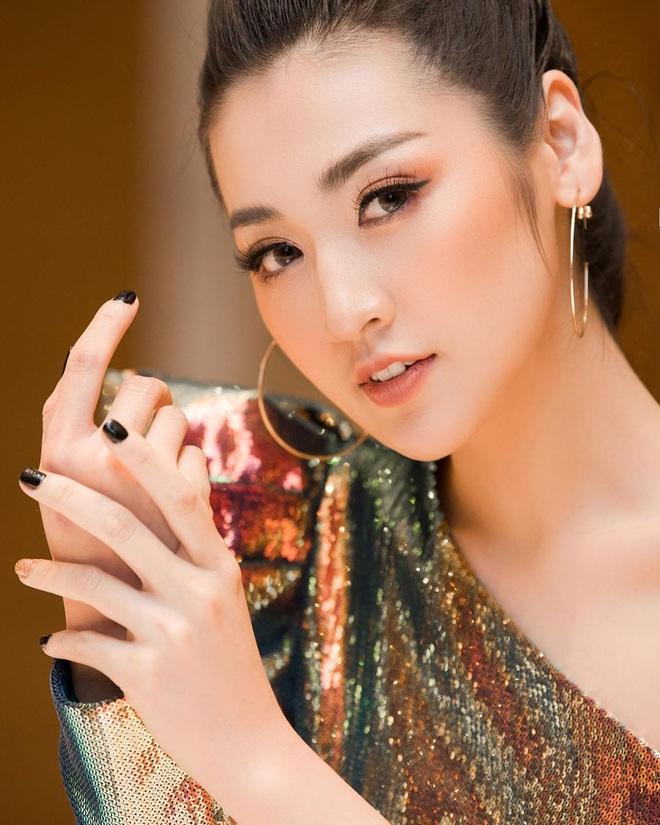 Để Tết này thêm chanh sả, bạn hãy bắt chước ngay những mẫu nail sang xịn từ loạt sao châu Á sành điệu - ảnh 11
