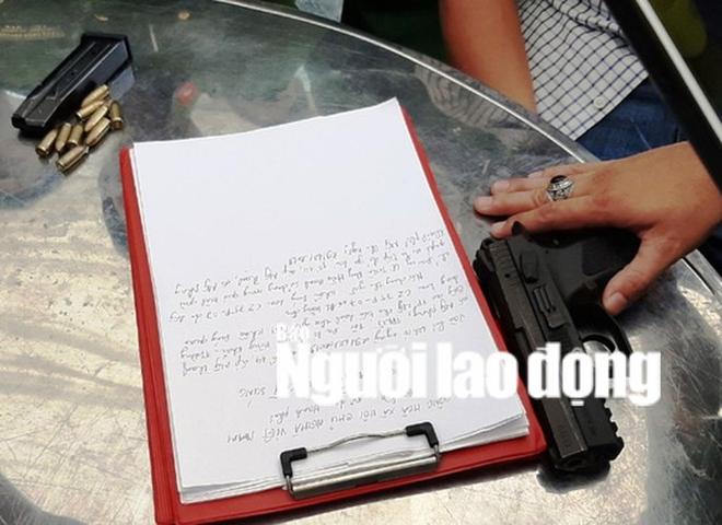 Tiền Giang: Một cảnh sát hình sự bị khởi tố vào ngày giáp Tết - ảnh 1