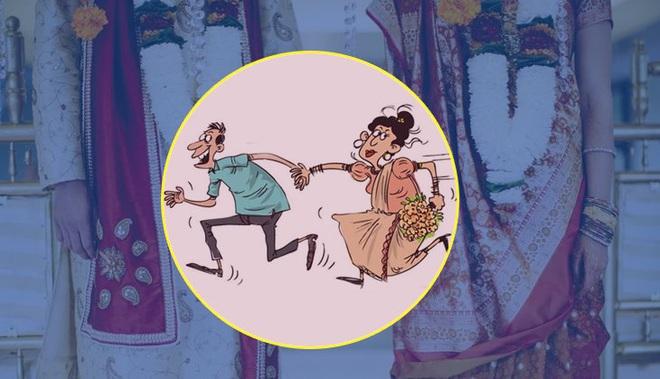 Đám cưới Ấn Độ phải hủy gấp vì bố chú rể và mẹ cô dâu tự dưng... đưa nhau đi trốn - ảnh 1