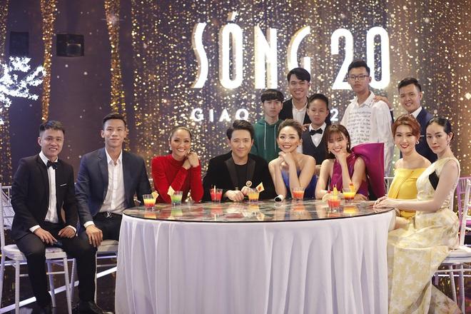 Đêm Giao thừa, Trấn Thành - Tóc Tiên hào hứng hội ngộ cùng Biệt đội Siêu trí tuệ Việt Nam - ảnh 3