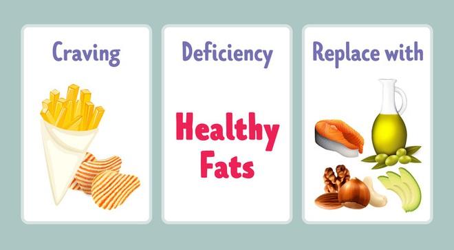Thèm ăn một món gì đó cũng có thể ngầm báo hiệu sức khỏe của bạn đang gặp vấn đề - ảnh 4