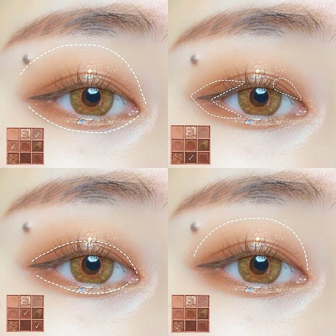 """12 cách đánh mắt giúp các nàng xinh long lanh, diện đi chơi Tết hay ngày thường đều """"ổn áp"""" - ảnh 13"""