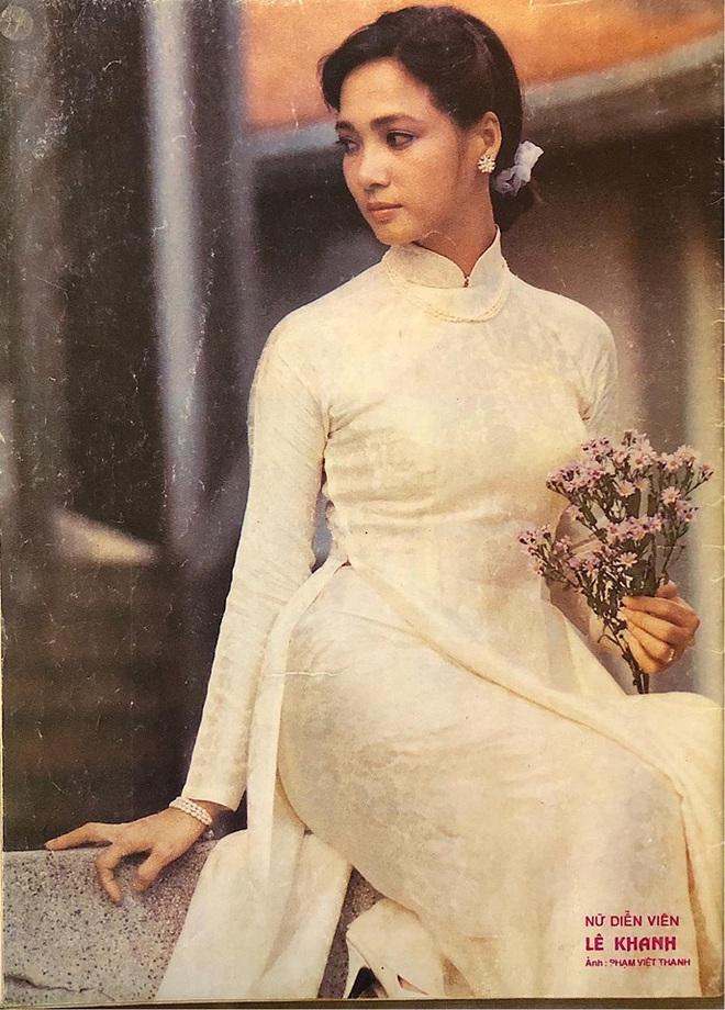 Nghệ sĩ Lê Khanh gây bão với bộ hình trở lại sau 20 năm, nhan sắc đến giờ vẫn đủ khiến hội mỹ nhân hậu bối phải dè chừng - ảnh 4