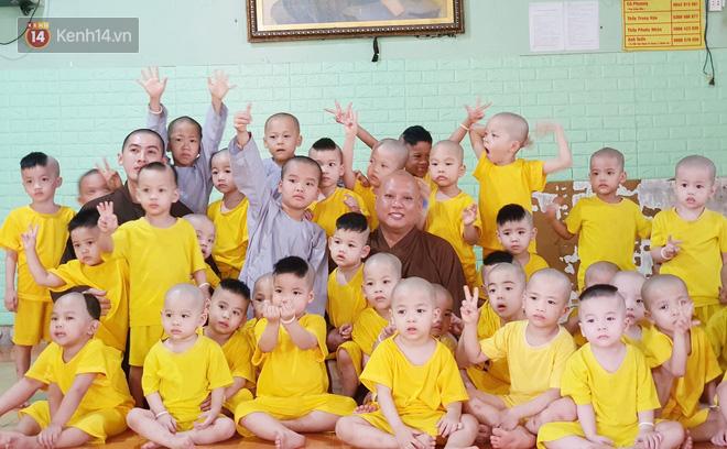 Cuộc sống hiện tại của 110 đứa trẻ bị bố mẹ bỏ rơi ở mái ấm Đức Quang sau khi bé Đức Lộc về với cửa Phật - ảnh 15