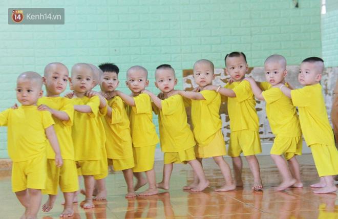 Cuộc sống hiện tại của 110 đứa trẻ bị bố mẹ bỏ rơi ở mái ấm Đức Quang sau khi bé Đức Lộc về với cửa Phật - ảnh 2