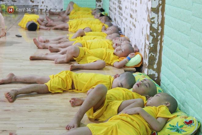 Cuộc sống hiện tại của 110 đứa trẻ bị bố mẹ bỏ rơi ở mái ấm Đức Quang sau khi bé Đức Lộc về với cửa Phật - ảnh 9