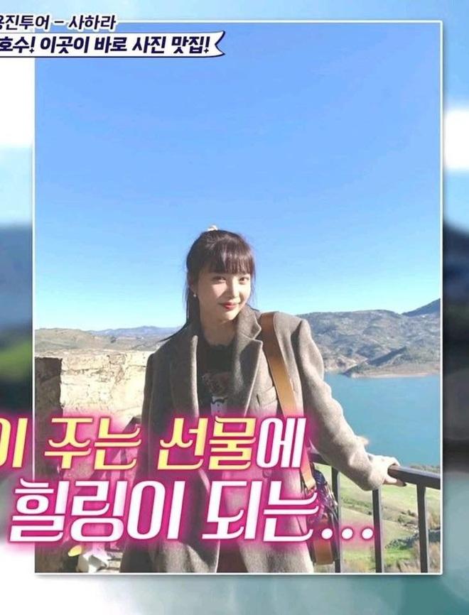Joy (Red Velvet) qua ống kính xuất thần của sao chổi K-Pop Park Myung Soo: Netizen kinh ngạc vì không khác gì nhiếp ảnh gia - ảnh 3