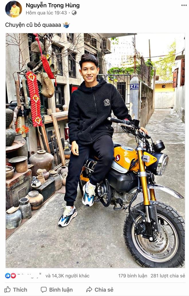 Phan Văn Đức về nhà vợ phụ gói bánh chưng, Hà Đức Chinh giữ dáng đón Tết 2020 - ảnh 6