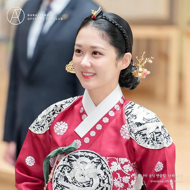 Jang Nara cứ diện quanh mấy màu son này, bảo sao cô đã trẻ lại càng thêm lão hóa ngược - ảnh 5