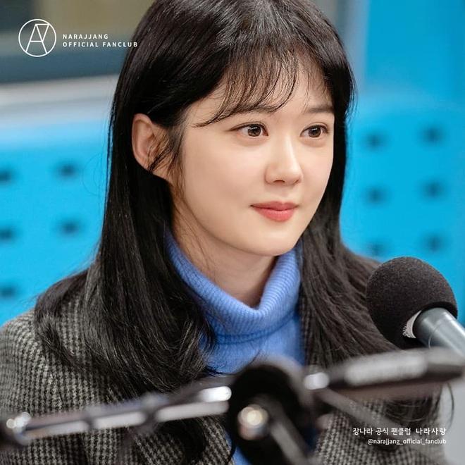 Jang Nara cứ diện quanh mấy màu son này, bảo sao cô đã trẻ lại càng thêm lão hóa ngược - ảnh 6