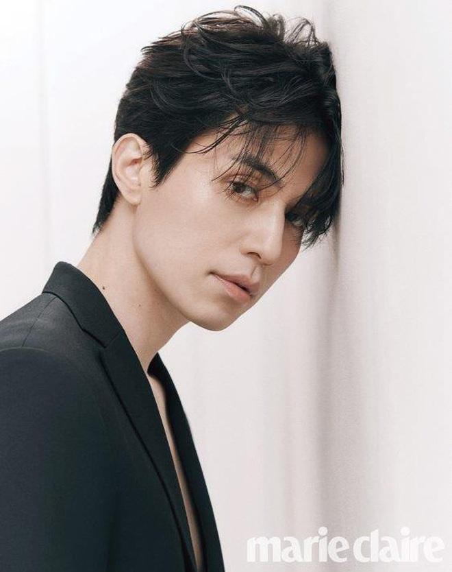 Lee Dong Wook sở hữu gen Siberia hiếm tới mức chỉ 1% người Hàn có được, bảo sao đẹp cực phẩm đến vậy - ảnh 5
