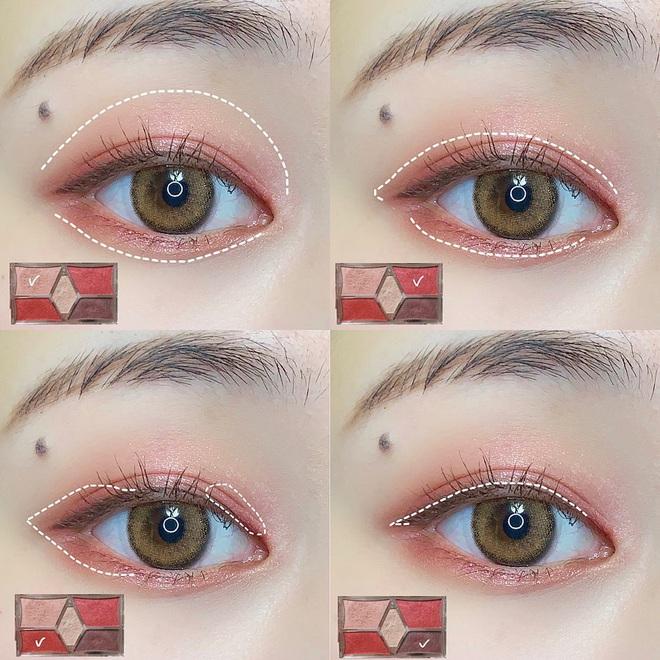 """12 cách đánh mắt giúp các nàng xinh long lanh, diện đi chơi Tết hay ngày thường đều """"ổn áp"""" - ảnh 14"""