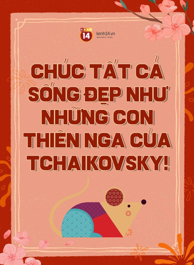 Năm Canh Tý, chúc nhà nhà vạn sự như ý, ai cũng sống đẹp như những con thiên nga của Tchaikovsky! - ảnh 9