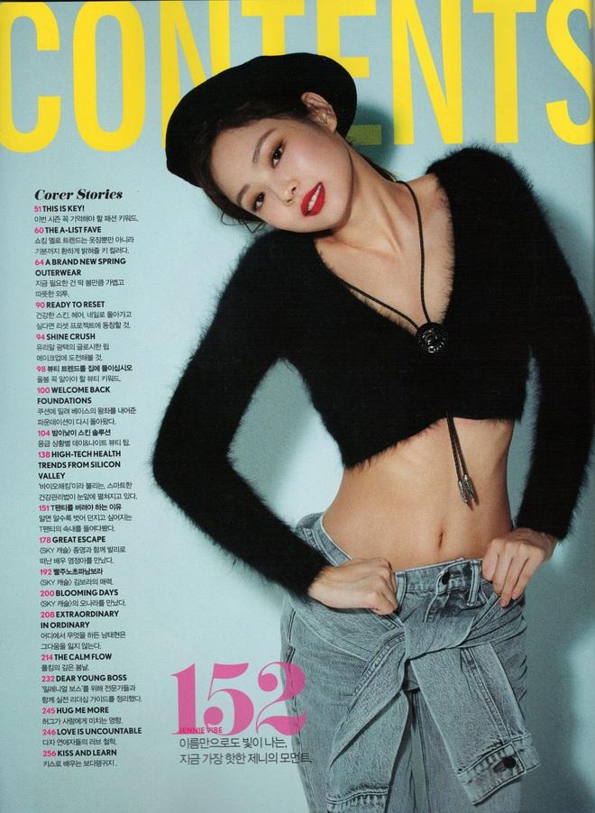 Jennie nổi tiếng mặc đẹp nhưng liệu có cân được 4 mỹ nhân Kpop khác khi đụng hàng? - ảnh 2