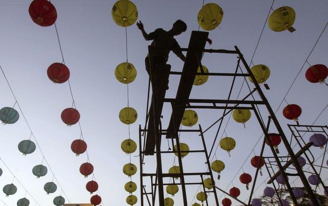 Hàng tỷ người châu Á đếm ngược đón giao thừa, những khung hình đầy 'chất Việt' xuất hiện độc đáo trên CNN - ảnh 16