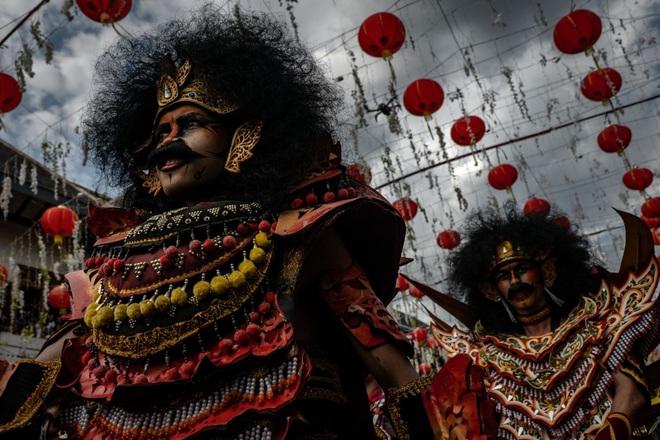 Hàng tỷ người châu Á đếm ngược đón giao thừa, những khung hình đầy 'chất Việt' xuất hiện độc đáo trên CNN - ảnh 4