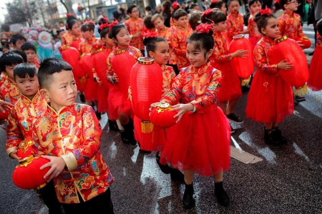 Hàng tỷ người châu Á đếm ngược đón giao thừa, những khung hình đầy 'chất Việt' xuất hiện độc đáo trên CNN - ảnh 9