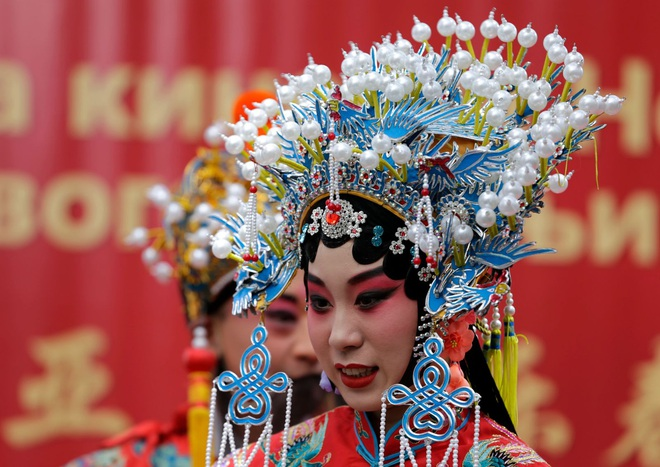 Hàng tỷ người châu Á đếm ngược đón giao thừa, những khung hình đầy 'chất Việt' xuất hiện độc đáo trên CNN - ảnh 10