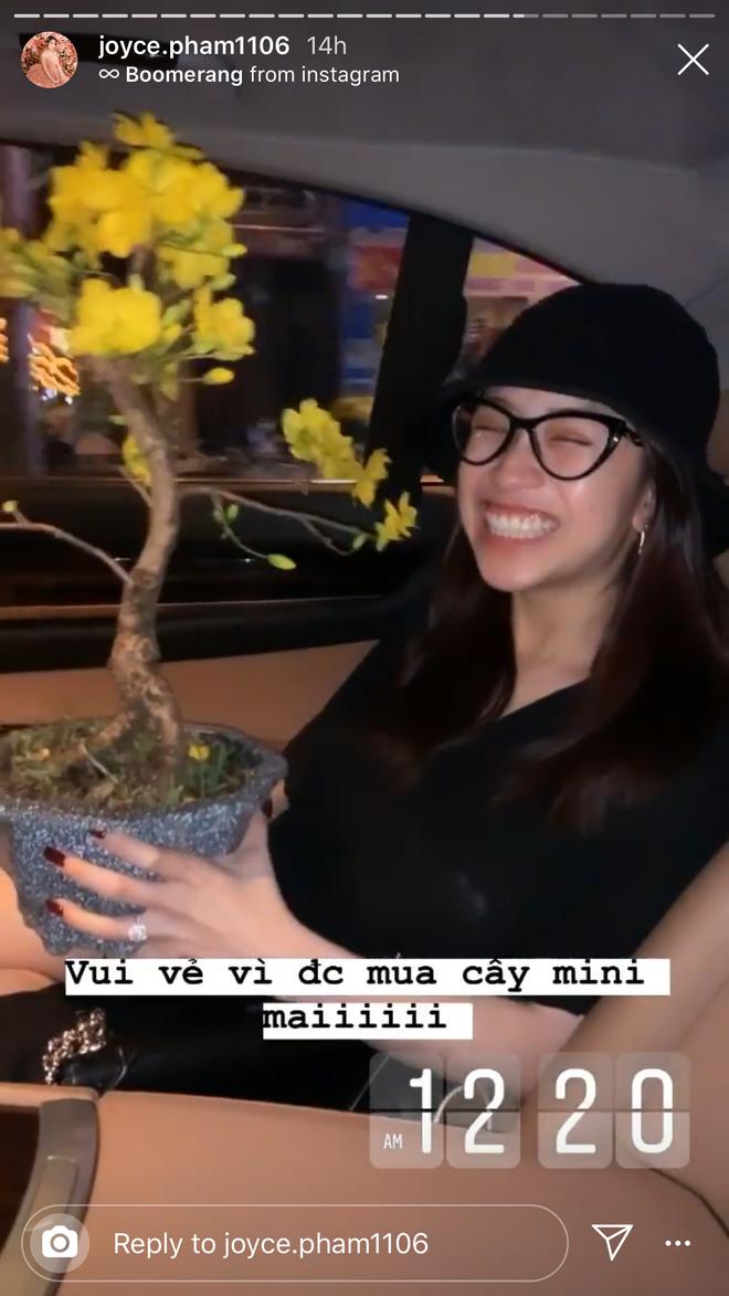 30 Tết của dàn hot girl Việt: Người khoe tài gói nem cực khéo, người chẳng phải làm gì tung tăng dạo phố cuối năm thấy mà thèm - ảnh 8