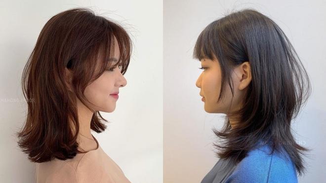 Tết nhất đừng chỉ sấy cụp, đôi khi để tóc vểnh mới là trendy đấy bạn ơi - ảnh 4
