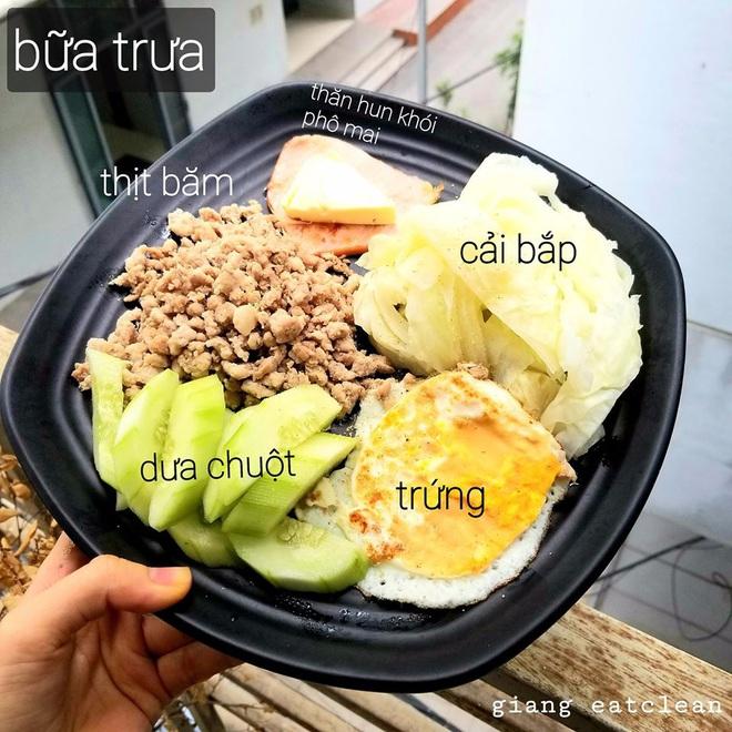 Cô gái Hà Nội chia sẻ cách ăn uống và tập luyện để mùa Tết không còn nỗi lo tăng cân mất kiểm soát - ảnh 10