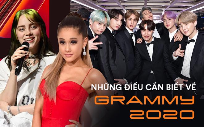 Grammy 2020 có gì ngoài phốt: Dàn line-up vẫn đỉnh, Ariana Grande, Biliie Eilish, Camila Cabello và BTS hứa hẹn sẽ khuấy đảo sân khấu!? - ảnh 1