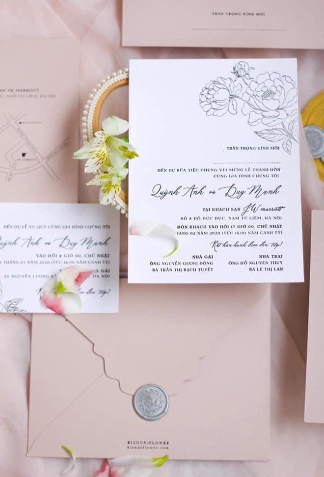 Quỳnh Anh tiết lộ Duy Mạnh từng kiên trì cả năm để lừa mình, địa điểm tổ chức đám cưới cũng là nơi gặp gỡ lần đầu tiên - ảnh 6