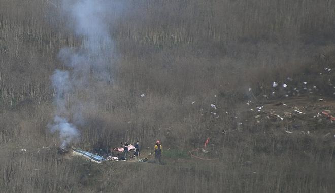 Tiết lộ từ cựu phi công lái máy bay cho Kobe Bryant: Chiếc trực thăng giống như một chiếc limousine và an toàn tuyệt đối. - ảnh 4