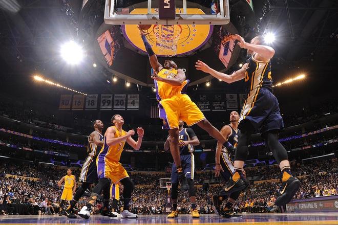 Kobe Bryant, từ đĩa thịt bò Kobe đến huyền thoại bóng rổ bất tử - ảnh 2