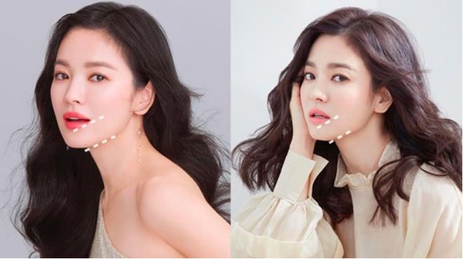 Tuyệt chiêu tô son để có được bờ môi gợi cảm mời gọi như Song Hye Kyo - ảnh 5