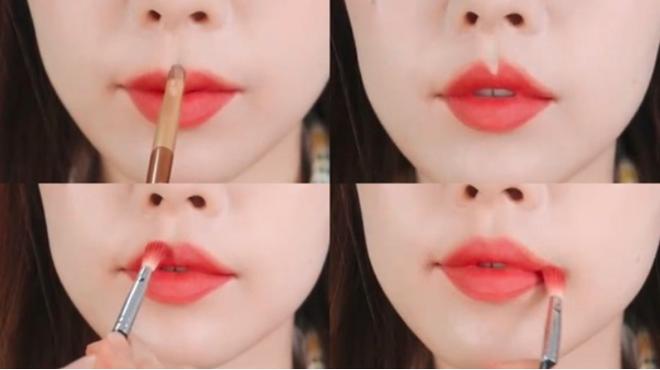 Tuyệt chiêu tô son để có được bờ môi gợi cảm mời gọi như Song Hye Kyo - ảnh 9