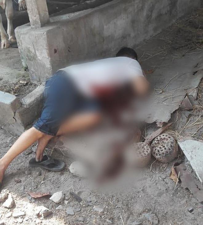 Nóng: Nổ súng ở vùng ven Sài Gòn, ít nhất 4 người tử vong - ảnh 1
