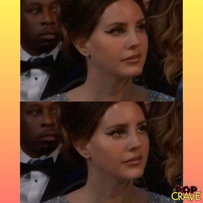 Nạn nhân mới nhất của Photoshop: Bức ảnh Lana Del Rey uất ức đẫm nước mắt vì vuột giải Grammy là giả mạo - ảnh 2