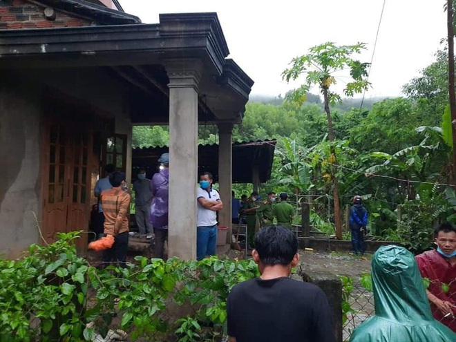 Vụ xác cô gái 18 tuổi quấn khăn, đang phân hủy ở Quảng Nam: Nghi phạm khai bị ngáo đá - Ảnh 2.