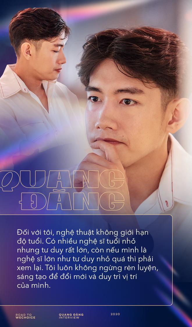 """Quang Đăng: """"Ghen Cô Vy là định mệnh thay đổi cuộc sống và giúp tôi có bản lĩnh chinh phục những giá trị mới để phụng sự cộng đồng!"""" - Ảnh 9."""