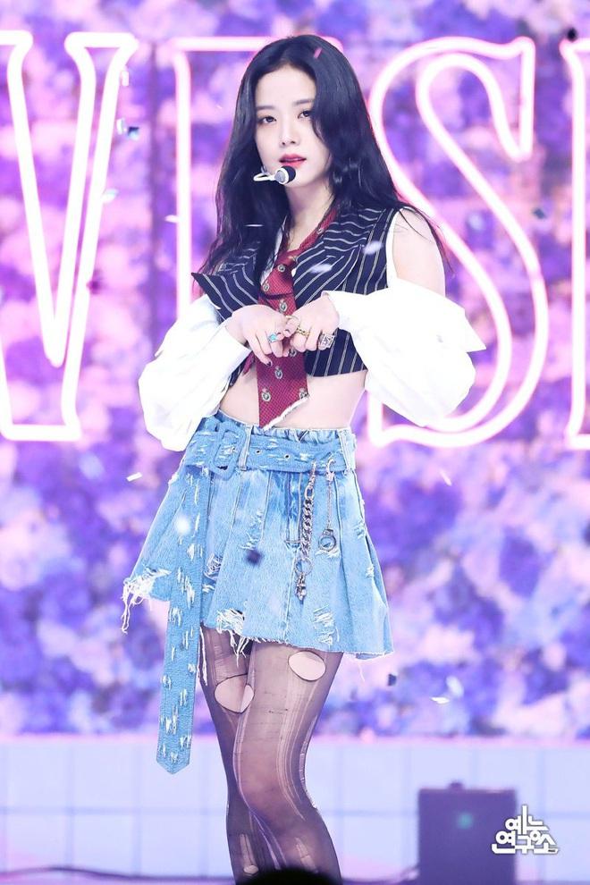Jisoo từng hát không được nhảy không xong, thoát mác bình hoa di động là nhờ công lớn của Jennie? - Ảnh 4.