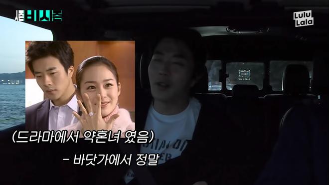 2 mỹ nam Bi Rain và Kwon Sang Woo tranh thủ kể về vợ trên sóng truyền hình - Ảnh 4.