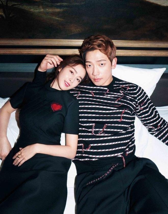 2 mỹ nam Bi Rain và Kwon Sang Woo tranh thủ kể về vợ trên sóng truyền hình - Ảnh 7.