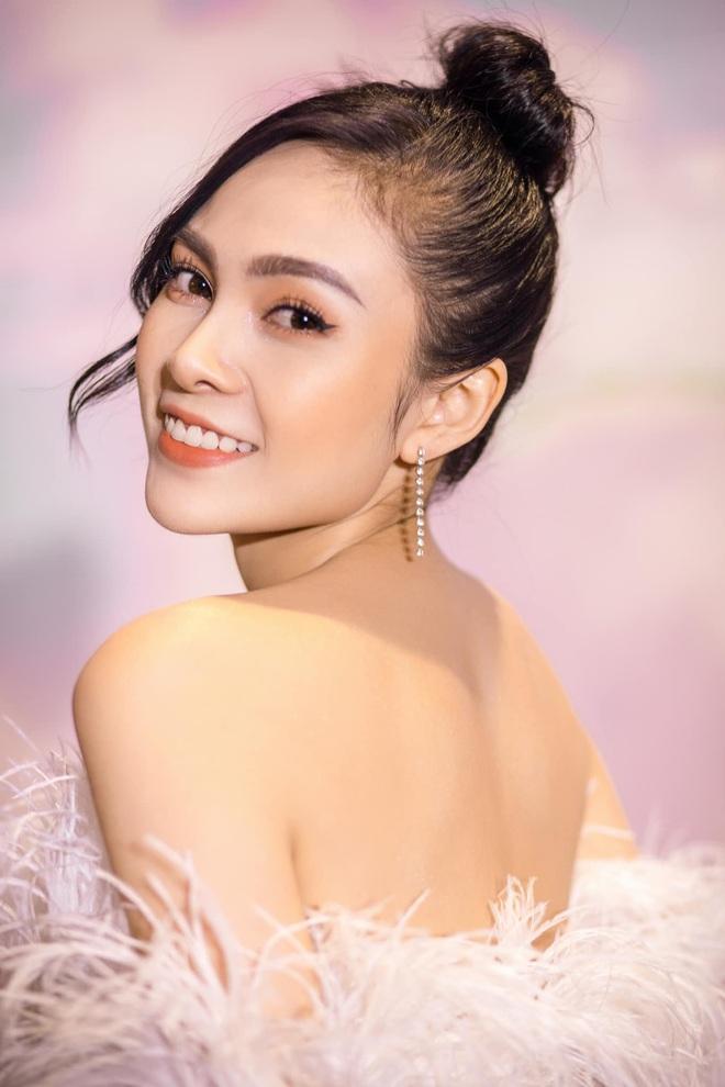 Gái xinh hát cùng GDucky ở Rap Việt hoá ra là chị vợ của NS Dương Khắc Linh, sắc sảo từ tivi đến ngoài đời  - Ảnh 4.