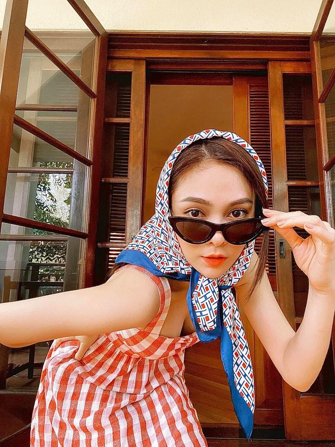 Gái xinh hát cùng GDucky ở Rap Việt hoá ra là chị vợ của NS Dương Khắc Linh, sắc sảo từ tivi đến ngoài đời  - Ảnh 6.