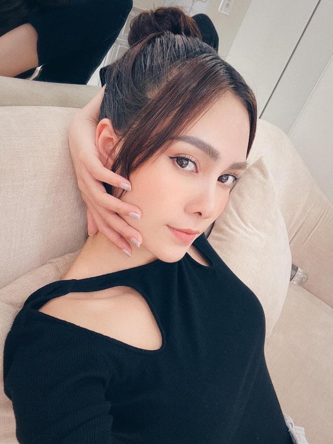 Gái xinh hát cùng GDucky ở Rap Việt hoá ra là chị vợ của NS Dương Khắc Linh, sắc sảo từ tivi đến ngoài đời  - Ảnh 8.