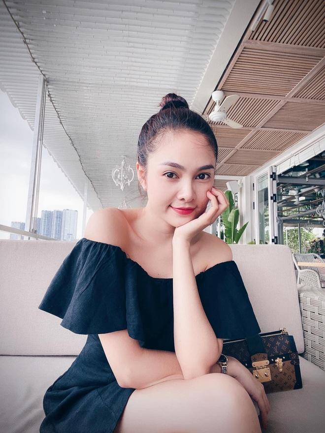 Gái xinh hát cùng GDucky ở Rap Việt hoá ra là chị vợ của NS Dương Khắc Linh, sắc sảo từ tivi đến ngoài đời  - Ảnh 7.