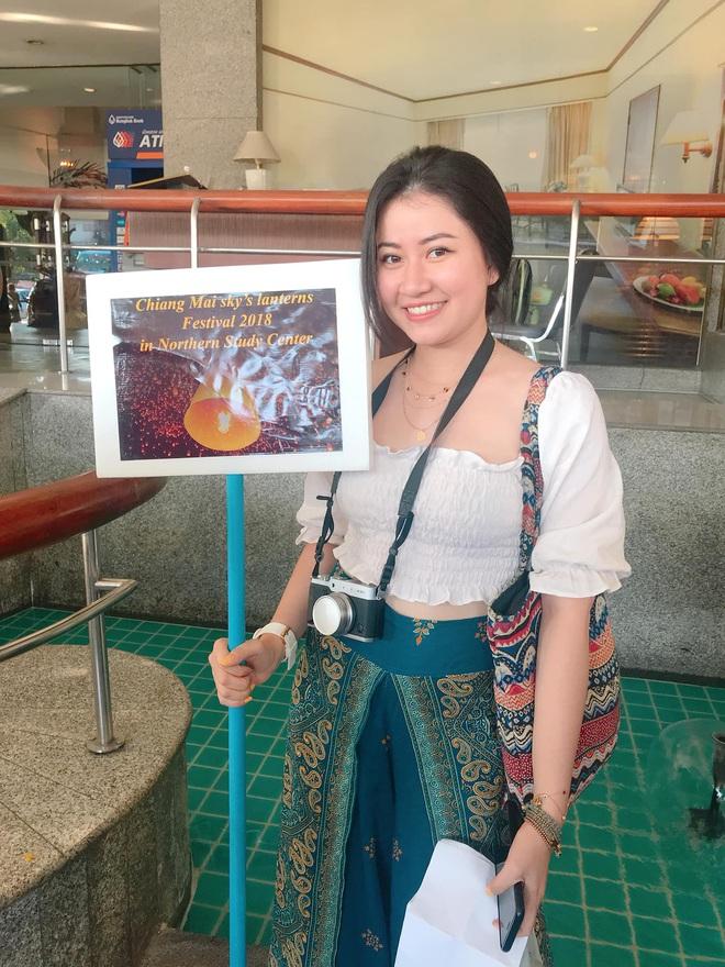 Gái xinh Việt làm tiếp viên hàng không tại Đài Loan, từng trượt phỏng vấn chỉ vì câu hỏi: Bạn thích màu gì nhất? - Ảnh 4.