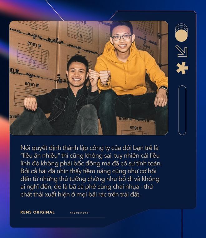 Start-up giày từ bã cà phê độc đáo và câu chuyện khởi nghiệp táo bạo trên đất Phần Lan của hai 9X người Việt - Ảnh 2.