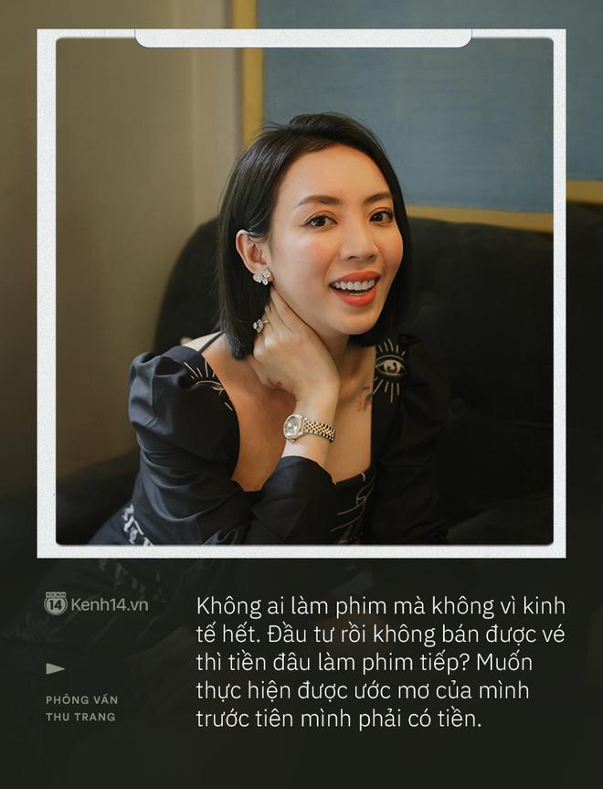 Thu Trang thú nhận bị lừa đóng Tiệc Trăng Máu: Không ai hỏi ai, tôi và Kiều Minh Tuấn đều lọt hố! - Ảnh 8.