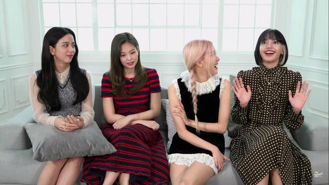 BLACKPINK giao lưu trên talkshow Mỹ: Jisoo tự tin hơn dù chỉ được hỏi đúng 1 câu tiếng Anh - Ảnh 6.
