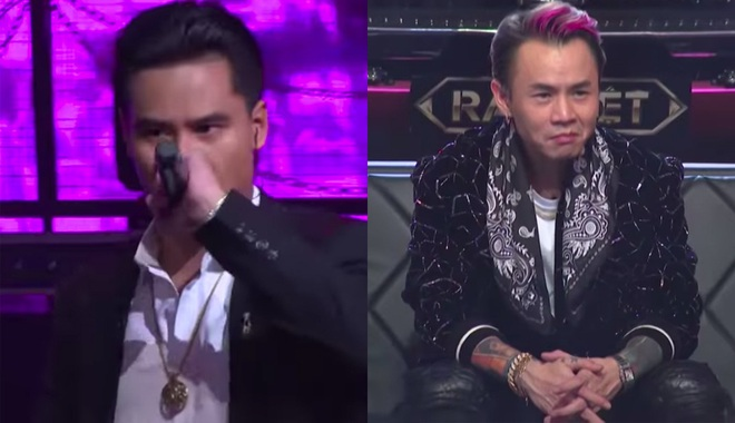 Suốt 3 vòng Rap Việt, biểu cảm của Binz khi xem GDucky biểu diễn rất đáng chú ý! - Ảnh 2.