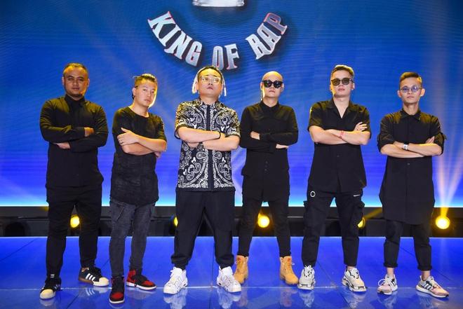 King Of Rap: Chị Cả - Wxrdie - Nhật Hoàng dừng cuộc chơi ngay trước thềm Chung kết - Ảnh 4.